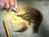 erasing brain
